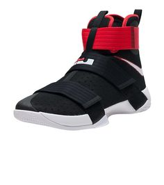 e293f373a10 Here is a look at the new Nike Lebron James Soldier 10 Sneaker which is  available now HERE with more sizes HERE . The shoe features Zoo.