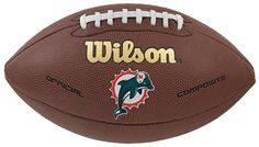 Miami Dolphins Logo Official Football ** Find out more about the great product at the image link.