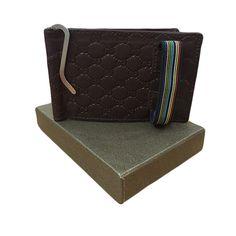 Gucci Brown Money Clipper For Men.  #clipper, #wallet, #men, #women, #fashion, #india