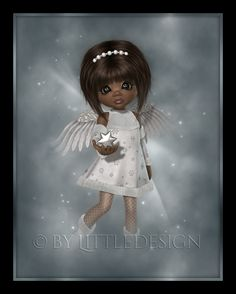 LittleDesign: Please, catch me a star. Pictures To Paint, Cute Pictures, The Rat Pack, Black Fairy, Pretty Kids, Beautiful Black Babies, Elves And Fairies, Black Angels, Graffiti