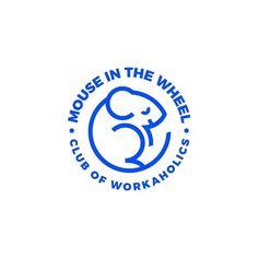 "Reposting @repadesign: ... ""Mouse in the wheel / Co-working. #repa #repadesign #logo #logotype #графическийдизайн #логотип #identity #animal #symbol #coworking #label #sign #mark #shutterstock #emblem #illustration #circle #outline #minimal #dribbble #logodesign #logoinspirations #logoplace #logomore #graphicdesign #logotype #mouse"