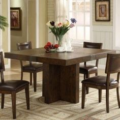 You can use these ideas to help get your table ready for a big party or holiday well in advance and make necessary touch ups the day of the event something you arent always able to do with most cut flowers. While we love the idea of always having a fresh flower arrangement on your […] Oak Dining Table, Oak Dining Room Set, Extendable Dining Table, Oak Dining Room Table, Dining Room Contemporary, Dining Table Height, Dining Table Chairs, Dining Room Table, Dining Table With Storage