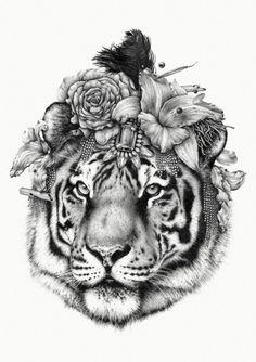 Ilustração de Ugo Gattoni