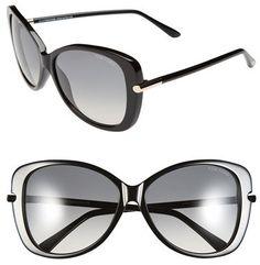 c0ce0dd317 Tom Ford  Linda  59mm Sunglasses Tom Ford Sunglasses
