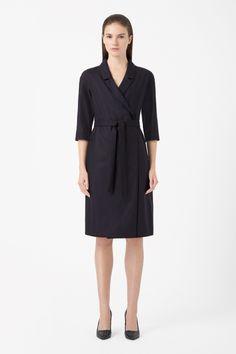 COS | Tie-waist blazer dress | WISHLIST