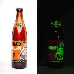 Packaging of the World: Creative Package Design Archive and Gallery: Alebrowar - New Beer Premiere beer mxm