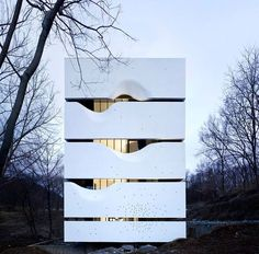Best Ideas For Architecture and Modern Design : – Picture : – Description Blockhouse by AZL Architects Architecture Résidentielle, Amazing Architecture, Contemporary Architecture, Business Architecture, Computer Architecture, Sustainable Architecture, Nanjing, Facade Design, Exterior Design
