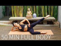 Youtube Workout Videos, Pilates Workout Routine, Full Body Workout At Home, Toning Workouts, Exercises, Pilates Challenge, Fitness Workouts, Pilates Body, Pilates Video