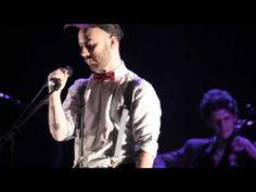Woodkid - Baltimore's Fireflies - Live @ Montfort 2010 - YouTube