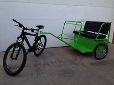 Trailer Pedicabs - Used Pedicabs for Sale