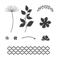 Summer Silhouettes (126447 Clear-Mount Stamp Set) Pg. 127  $17.95 U.S. for Clear Mount