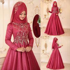 aa8aab8e3a248 2018 En Şık Tesettürlü Abiye Elbise Modelleri #pınarşems #tesettür  #tesettürelbise #tesettürabiye #nişanlık #gamzeozkul #annahar #hijab  #hijabstyle #dresses ...
