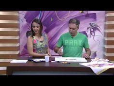 Mulher.com - 08/10/2015 - Pintura adesivada - Luis Moreira PT1
