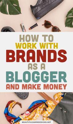 If you're ready to take your blog to the next level and increase your income while providing value to your audience, you should consider working with brands. This article is filled with advice on sponsored posts, working with brands, and making money with your blog. via @tiffany_griffin