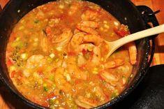 cajun and creole recipes Shrimp Sauce Piquante Recipe Creole Recipes, Cajun Recipes, Seafood Recipes, Cooking Recipes, Seafood Dishes, Rice Recipes, Etouffee Recipe, Shrimp Etouffee, Cajun Cooking