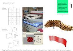 REVISTA DIGITAL APUNTES DE ARQUITECTURA: SISTEMA ESTRUCTURAL MURO PIXEL - Universidad de Bio Bio