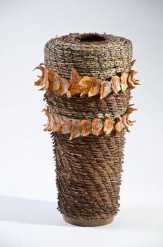 dragon song; tribute to virginia kaiser   random weaving