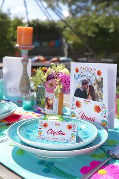 Bunt und fröhlich - Hochzeit Mexikanisch