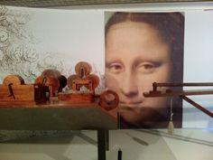 A Estrambólica Arte = ciência + tecnologia + arte: Leonardo da Vinci – Unificar o saber
