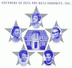 """Zeta Phi Beta was founded on the simple belief that sorority elitism and socializing ... (""""NPHC"""") sorority that is constitutionally bound to a fraternity"""