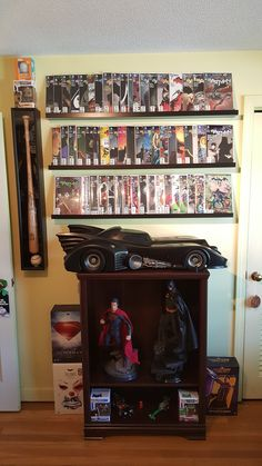 Merveilleux Meet This Weeku0027s Featured Collector! | Sideshow Collectibles Comic Book  Rooms, Comic Books,
