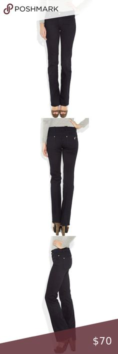 CP Shades Laurel Tapered Cropped Pant OMBRE Tie Linen Slim Skinny Leg Long