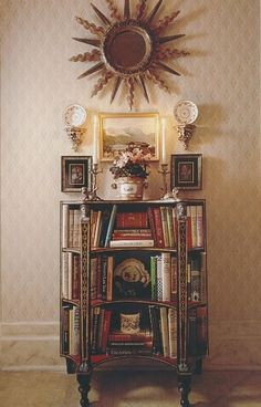 The great Fall design books just keep coming, and one of my favorites so far has been Timeless Elegance: The Houses of David Easton . House Of David, Bookshelves Built In, Bookcases, Book Nooks, Timeless Elegance, Beautiful Space, Beautiful Interiors, Vignettes, Interior And Exterior