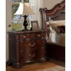 Picket House Furnishings Tabasco 3 Drawer Nightstand - TB600NS