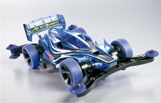 Aero Avante Clear Blue Special (AR chassis)