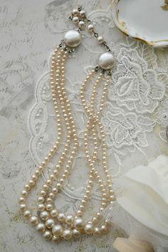 I Love Pearls on We Heart It http://weheartit.com/entry/93582308/via/kendra_day_crockett