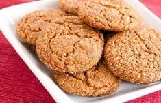 Kakor med kokosnöt och mandel: ett nyttigt recept — Steg för Hälsa Sesame, Biscotti, Low Carb, Snacks, Cookies, Noodle, Desserts, Paleo, Lean Body
