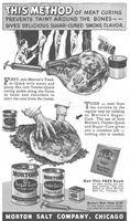 What are some Morton Tender Quick recipes?