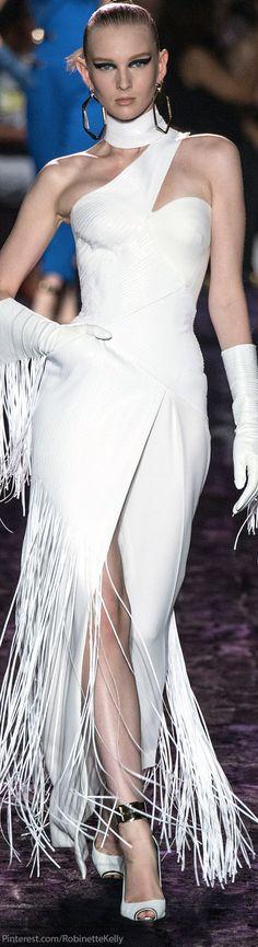 Atelier Versace Haute Couture | F/W 2014-15 - Dress - Haute Couture - Vestido- Alta Costura--LUXURY!
