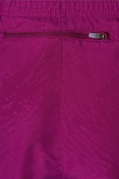 Nike - Dry Tempo Mesh-trimmed Printed Shell Shorts - Plum - x small