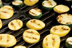Learn how to blanch and freeze summer squash and zucchini with these six easy step-by-step instructions.