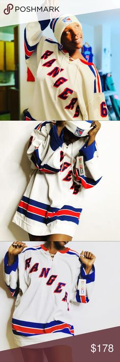 RANGERS HOCKEY JERSEY I have a friend who works at Madison Square Garden 5eec44001