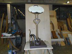 Rodolfo Laboratorio-- Non c'è nessuna necessità di sculture in una casa in cui vive un gatto. (Wesley Bates)
