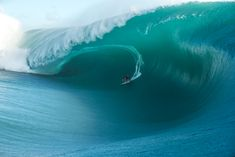 October this year will be the first time ever that women are included in a big wave surfing competition.