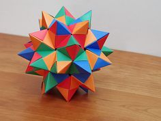 Pentakis Dodecahedron | Flickr - Photo Sharing!