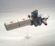 Medical Freighter by ѕроок