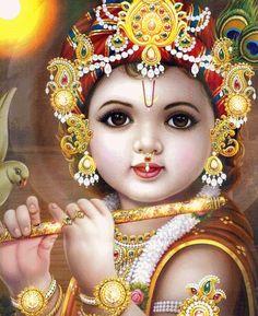 Decent Image Scraps: Cute Lord Krishna