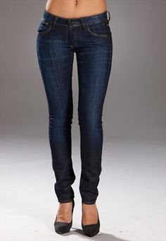 Kuyichi 'Lil' Organic skinny jeans. £44.99 RRP £95 International shipping available.