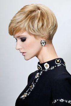 Frisuren für dünnes Haar - perfekt gestylt - Frisuren für dünnes Haar