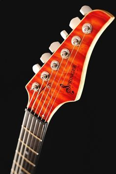 Springer Guitars - Infinity
