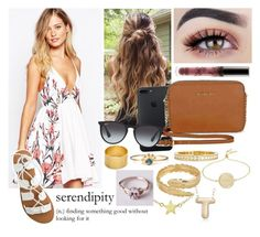 """""""💕💕💕"""" by annapars7 on Polyvore featuring Ross-Simons, Michael Kors, Ray-Ban, Billabong, Maro, Lulu DK, Maya Magal, Neiman Marcus and WithChic"""