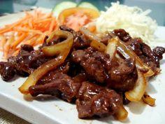 Resep Membuat Beef Teriyaki Hoka Hoka Bento Enak