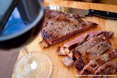 Steak & Wine #fotografia #gastronomia