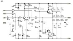 Power Amplifier for Horn Speaker Speakers and Circuit diagram