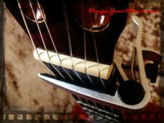 Capo on the first fret
