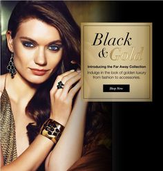 The #holidays are coming and this year it's all about #BlackAndGold.  See the great products #Avon has to offer from the #2WayReversibleDress to #jewelry and #makeup.  Check it out at http://avon4.me/1obwJMI.